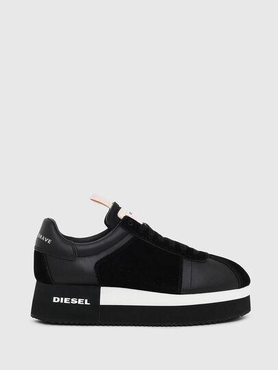 Diesel - S-PYAVE WEDGE, Negro - Sneakers - Image 1