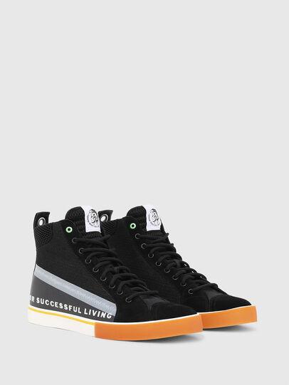 Diesel - S-DVELOWS MID, Negro - Sneakers - Image 2