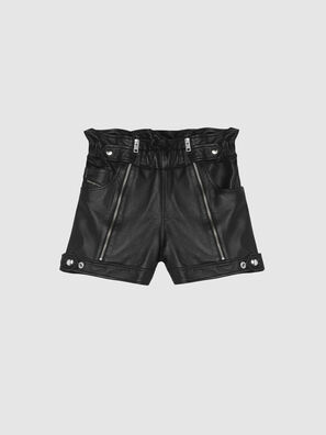 L-KUNA, Negro - Shorts