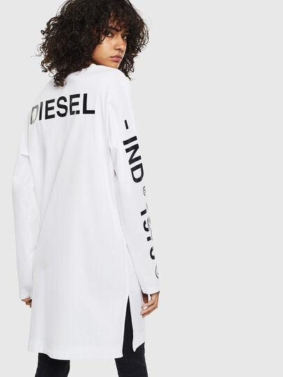 Diesel - T-ROSY, Blanco - Camisetas - Image 2
