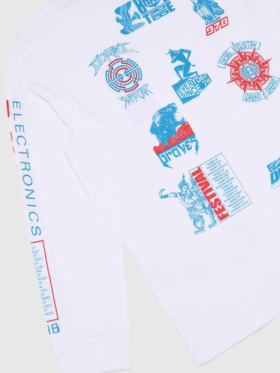 Diesel - TJUSTLSWBT,  - Camisetas y Tops - Image 3
