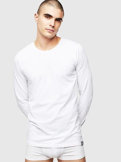 Diesel - UMTEE-JODY, Blanco - Camisetas - Image 1