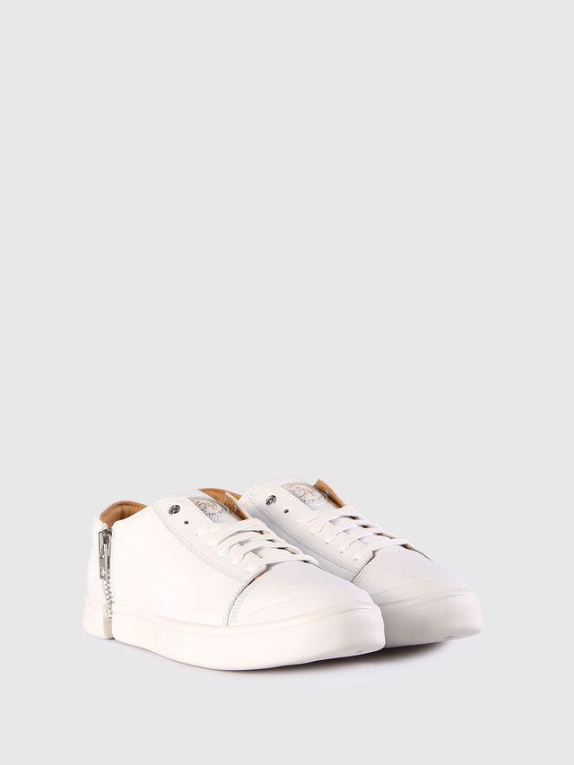 Diesel S-NENTISH LOW, Blanco - Sneakers - Image 2