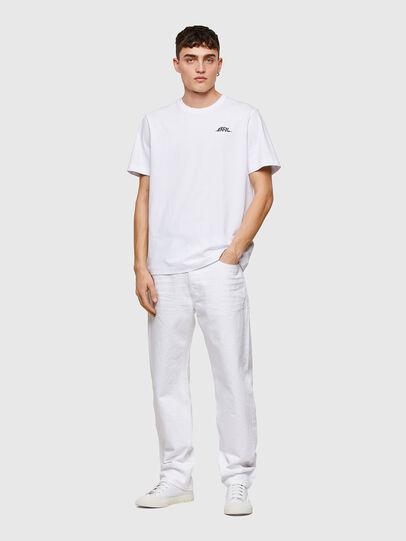 Diesel - T-JUST-E15, Blanco - Camisetas - Image 5