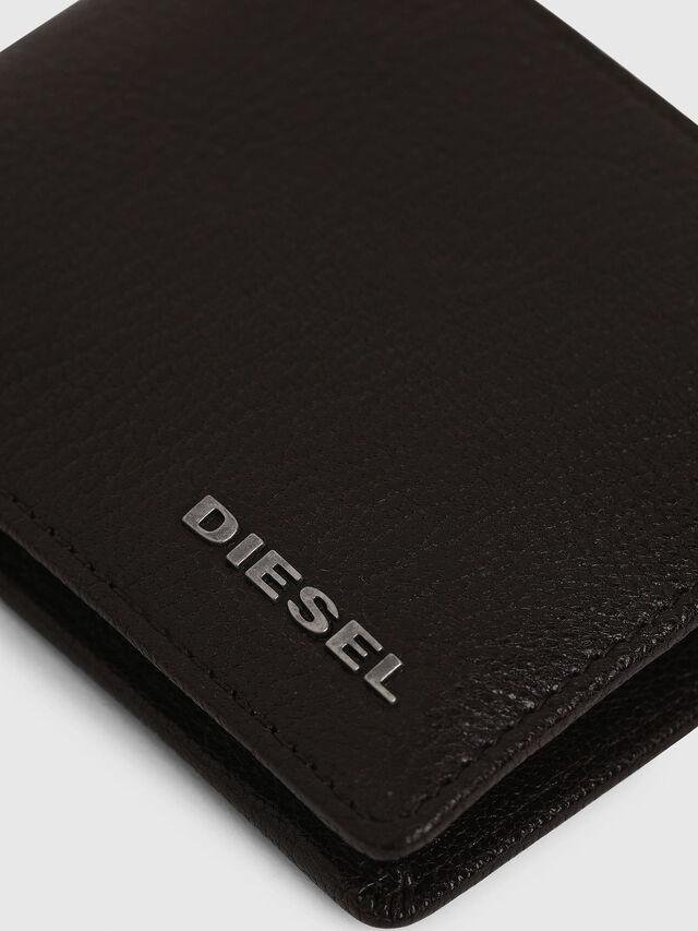 Diesel - HIRESH XS, Marrón - Monederos Pequeños - Image 5