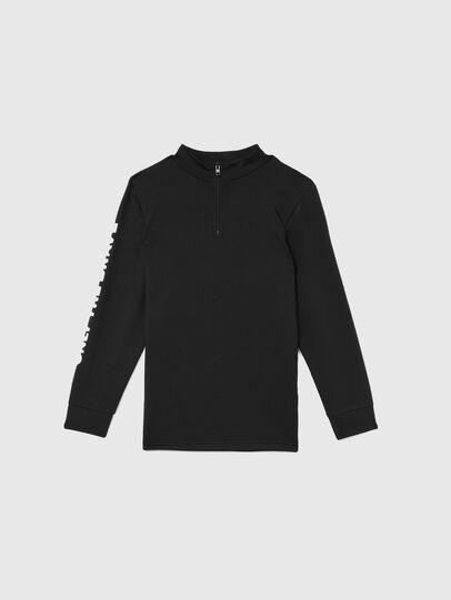 Diesel - TAPRESBR-SKI, Negro - Camisetas y Tops - Image 1
