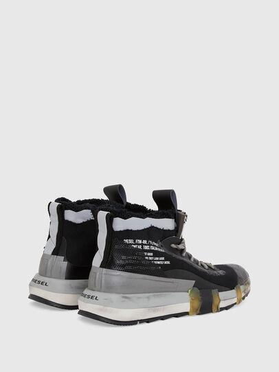 Diesel - H-PADOLA GL, Negro - Sneakers - Image 3