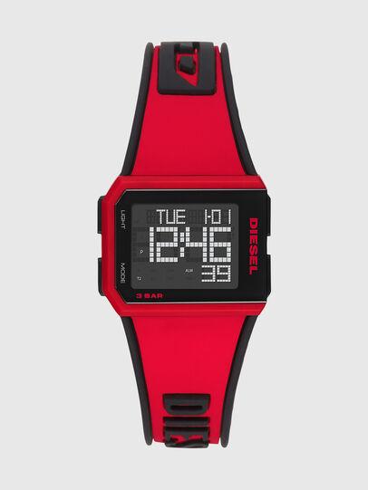 Diesel - DZ1923, Rojo/Negro - Relojes - Image 1