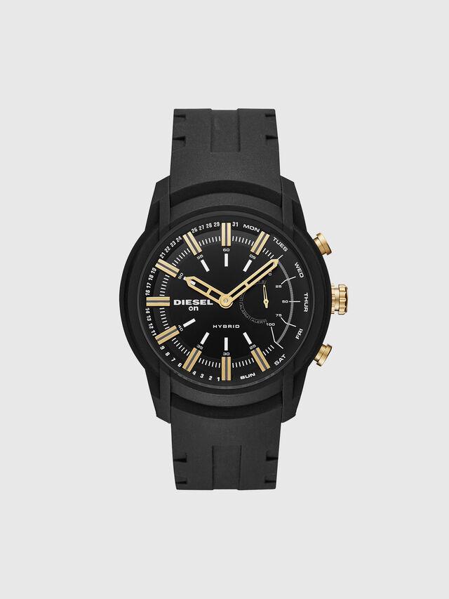 Diesel - DT1014, Negro - Smartwatches - Image 2