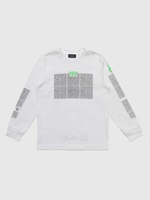 TJUSTLS-NEW, Blanco - Camisetas y Tops
