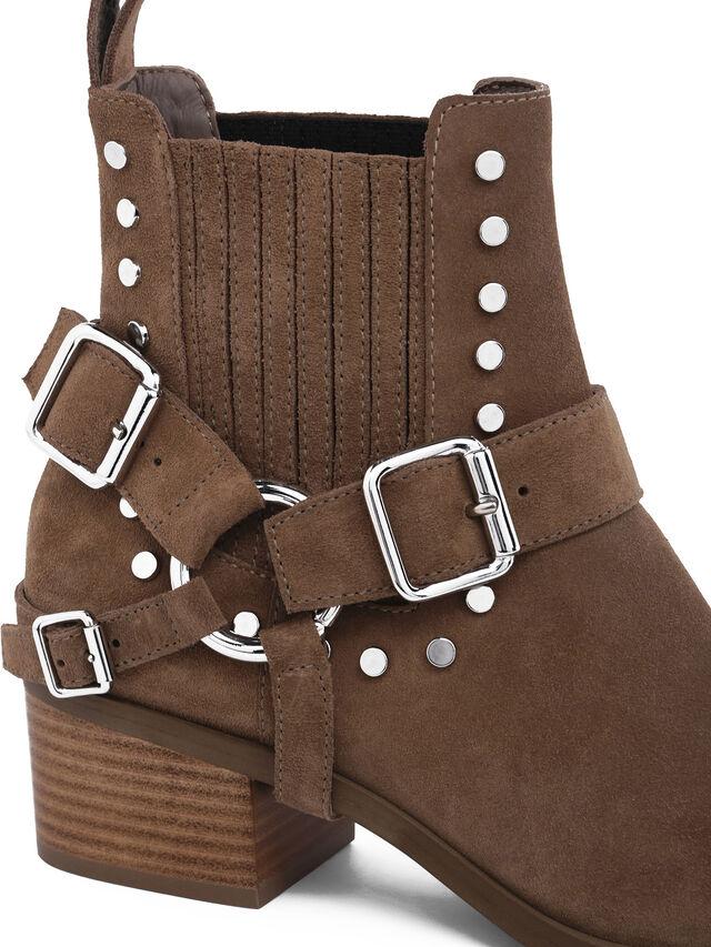 Diesel - DEIMOS, Beige - Zapatos de vestir - Image 4