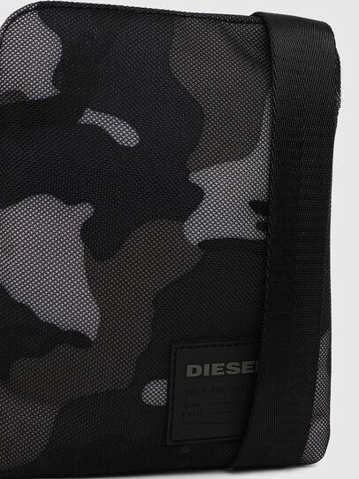 Diesel - F-DISCOVER CROSS, Azul/Gris - Bolso cruzados - Image 5