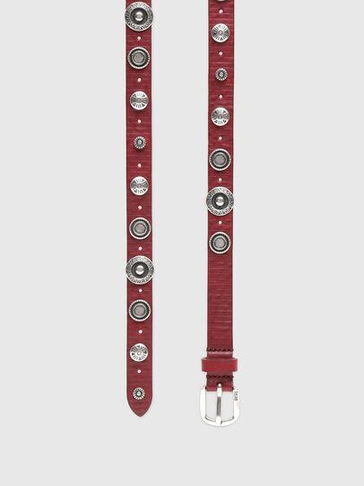 Diesel - B-GAUCHO, Rojo - Cinturones - Image 3