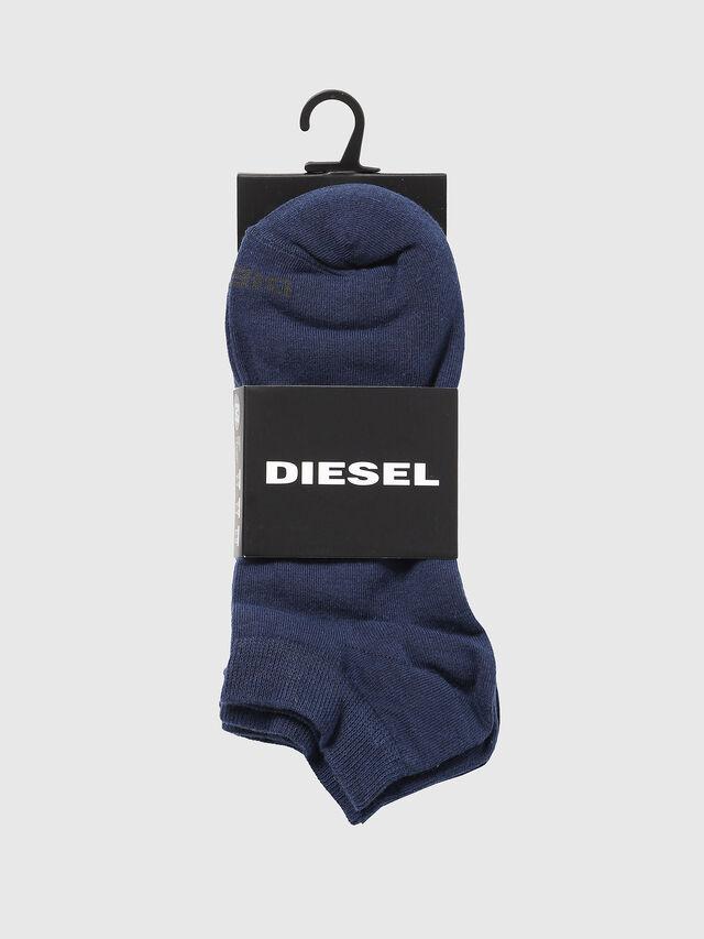 Diesel SKM-GOST-THREEPACK, Azul - Calcetines cortos - Image 2