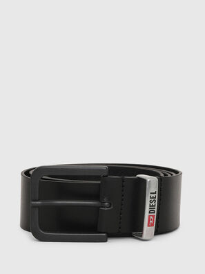 B-CASTEL, Negro - Cinturones