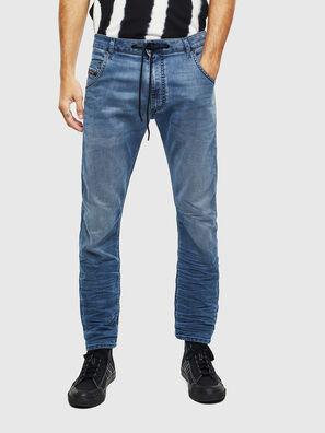 Krooley JoggJeans 069MA, Azul medio - Vaqueros