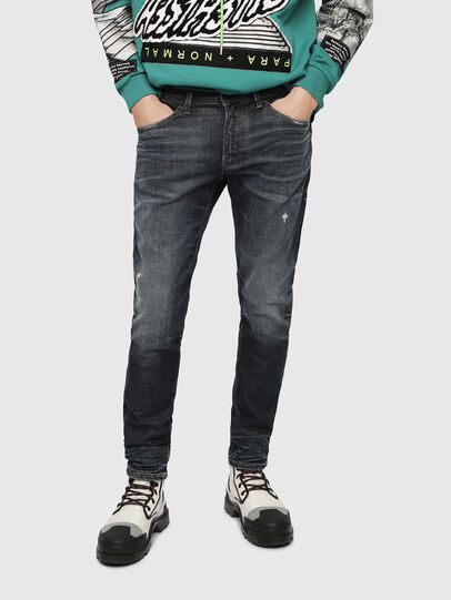 Diesel - Thommer JoggJeans 087AI, Azul Oscuro - Vaqueros - Image 1