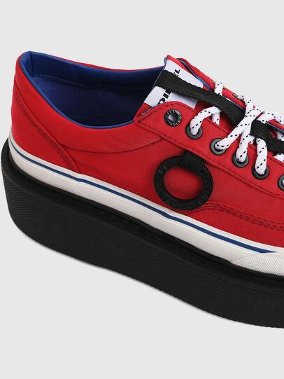 Diesel - H-SCIROCCO LOW, Rojo Fuego - Sneakers - Image 5