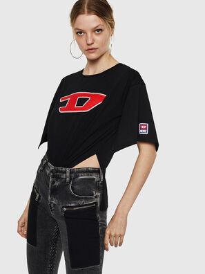 T-JACKY-I, Negro - Camisetas