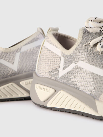 Diesel - S-KBY, Gris - Sneakers - Image 5
