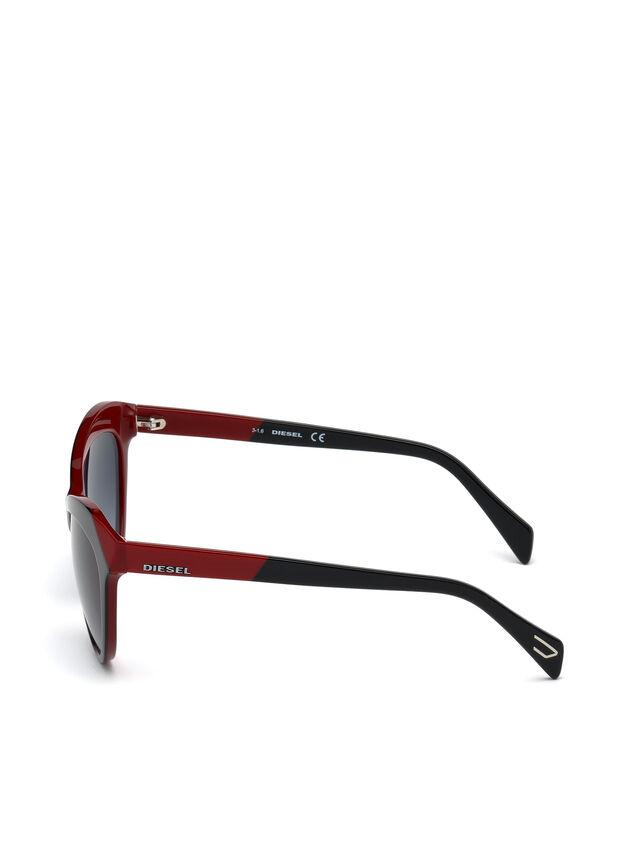 Diesel - DL0225, Negro - Gafas de sol - Image 3