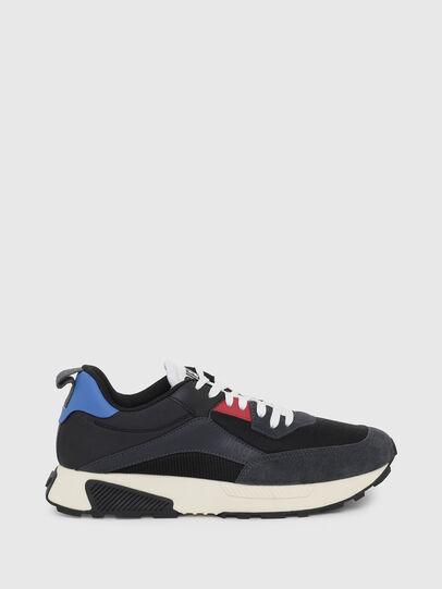 Diesel - S-TYCHE LOW CUT, Azul Oscuro - Sneakers - Image 1