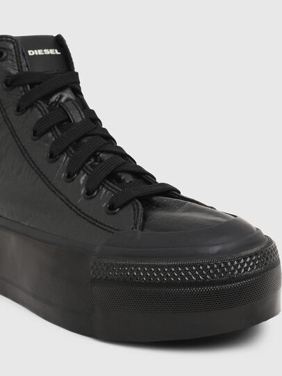 Diesel - S-ASTICO MC WEDGE, Negro - Sneakers - Image 5