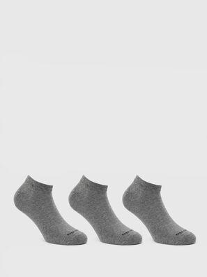 SKM-GOST-THREEPACK, Gris - Calcetines cortos