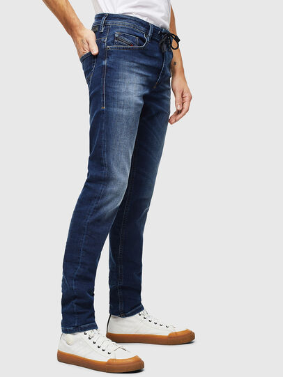 Diesel - Thommer JoggJeans 088AX, Azul Oscuro - Vaqueros - Image 3