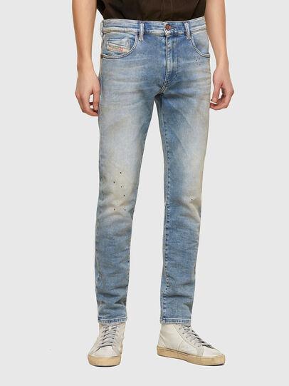 Diesel - D-Strukt JoggJeans® 069UU, Azul Claro - Vaqueros - Image 1