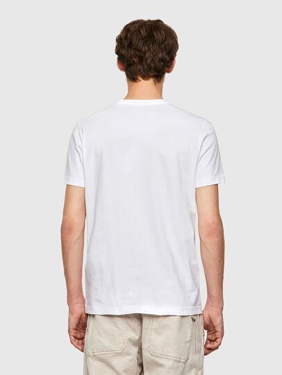 Diesel - T-DIEGOS-K20, Blanco - Camisetas - Image 2