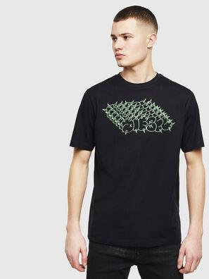 T-JUST-T20, Negro - Camisetas