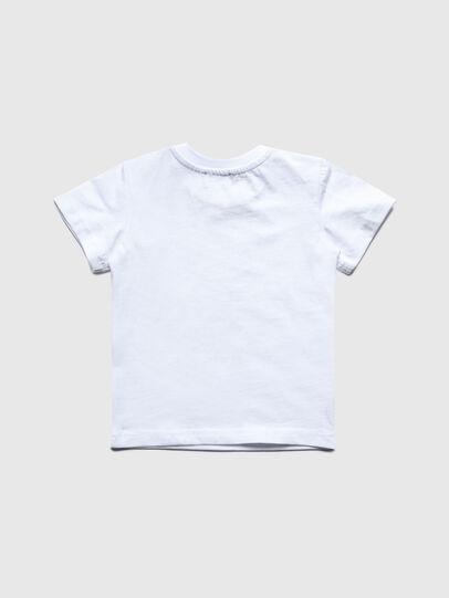 Diesel - TDIEGOS3B, Blanco - Camisetas y Tops - Image 2