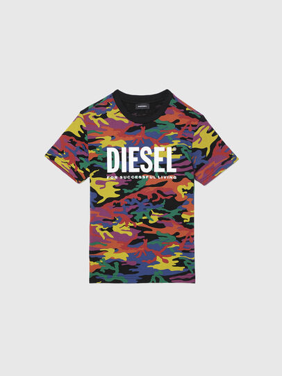 Diesel - TDIEGORBOW, Multicolor - Camisetas y Tops - Image 1