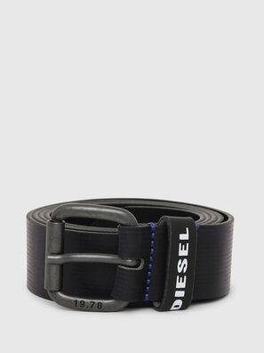 B-CAVA, Negro/Azul - Cinturones
