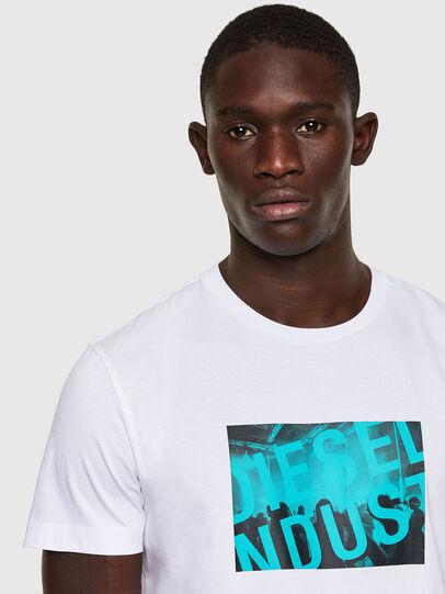 Diesel - T-DIEGOS-K16, Blanco - Camisetas - Image 2