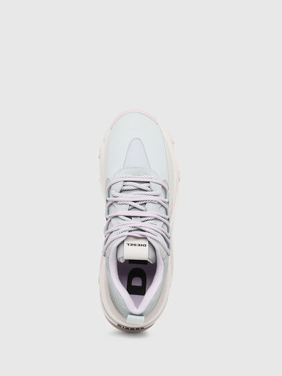 Diesel - S-HERBY SB, Azul Claro - Sneakers - Image 4