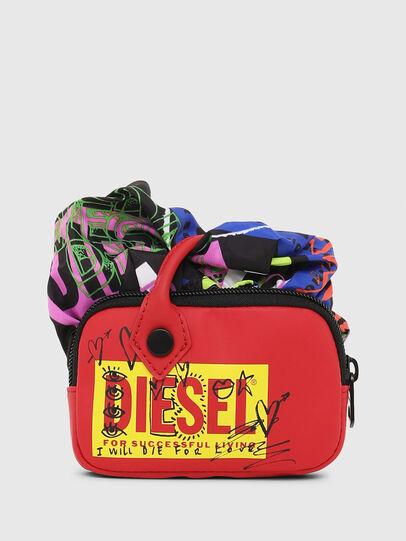 Diesel - SHOPPINA PAS, Rojo - Bolsos Shopper y Al Hombro - Image 3