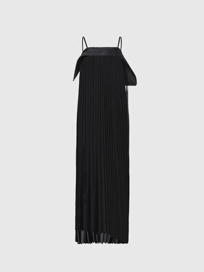 D-PERL, Negro - Vestidos