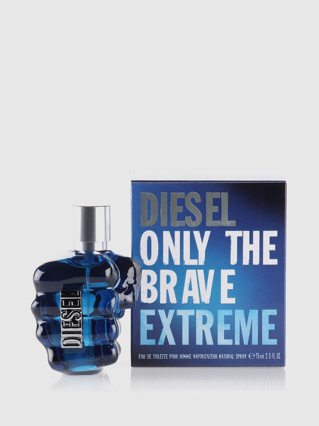 ONLY THE BRAVE EXTREME 75ML, Azul