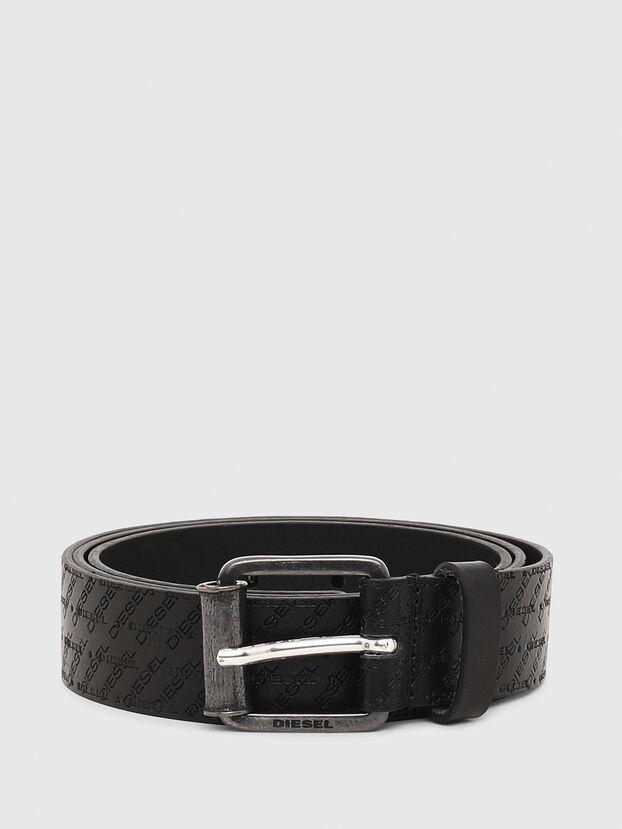 B-ZENO, Negro - Cinturones
