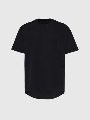 T-ZAFIR, Negro - Camisetas