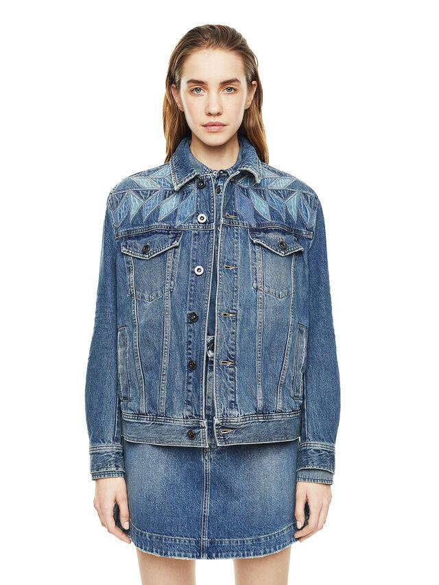 Diesel - WONDERY, Blue Jeans - Chaquetas - Image 1