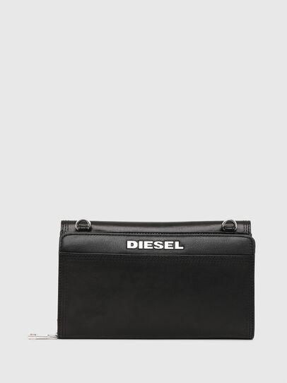 Diesel - DUPLET LCLT, Negro - Carteras Con Cremallera - Image 2
