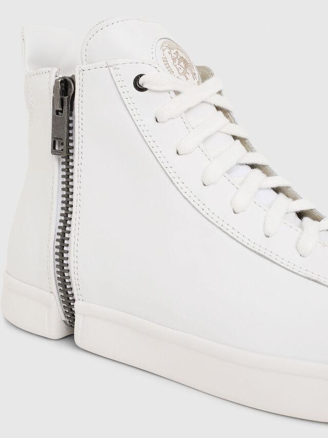 Diesel - S-NENTISH, Blanco - Sneakers - Image 4