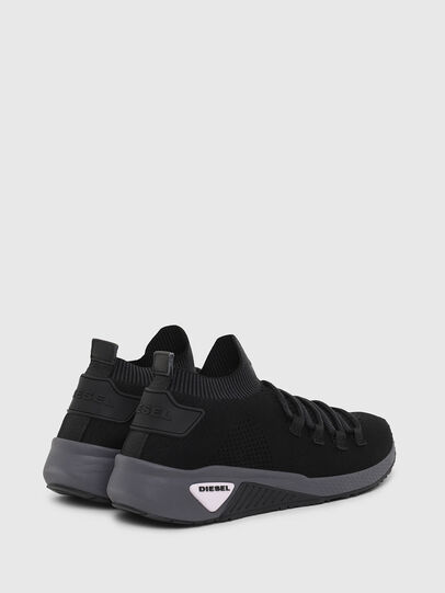 Diesel - S-KB ATHL LACE W, Negro - Sneakers - Image 3