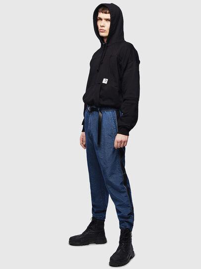 Diesel - P-BERG, Azul - Pantalones - Image 4
