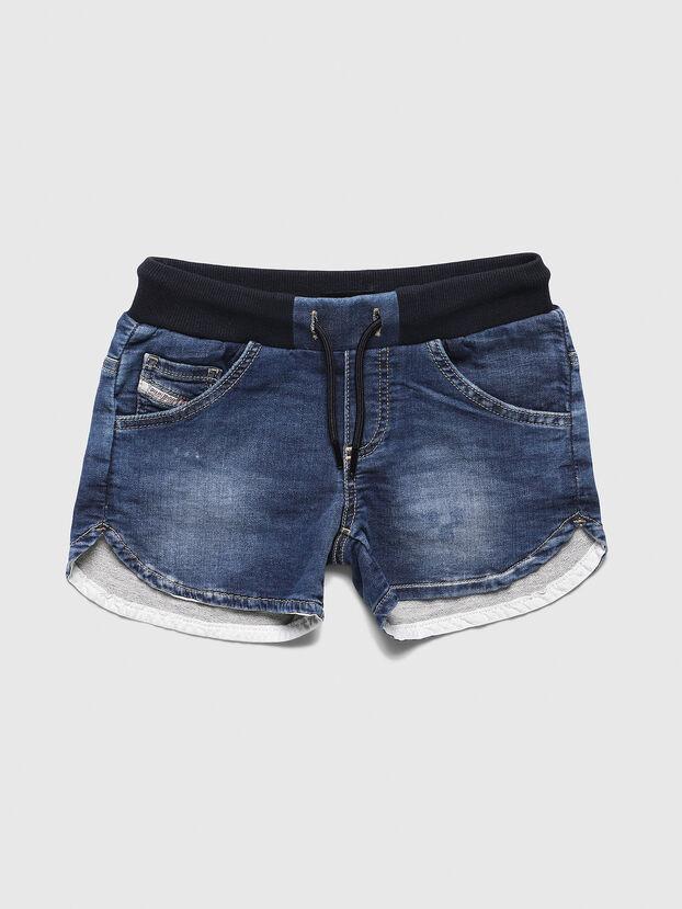 PRONNY JOGGJEANS, Azul medio - Shorts