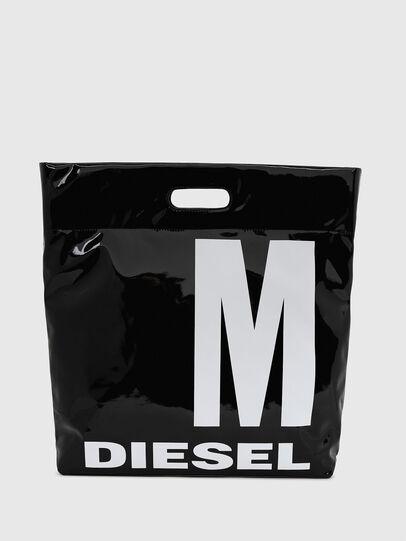Diesel - F-LITT-HER M, Negro - Bolsos Shopper y Al Hombro - Image 1