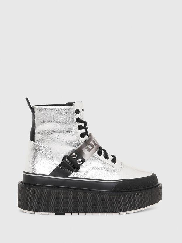 H-SCIROCCO STRAP, Plata - Sneakers